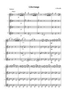 A. Piazzolla - Liberatngo