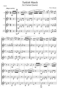 W.A. Mozart - Turkish March