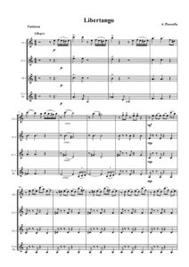A. Piazzolla - Libertango