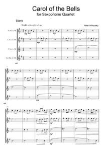 P. Wilhousky - Carol of the Bells